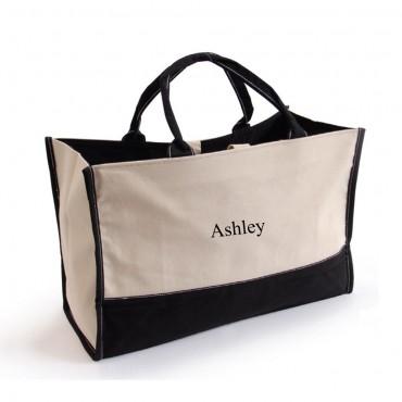 Personalized Metro Tote 'Em Bag