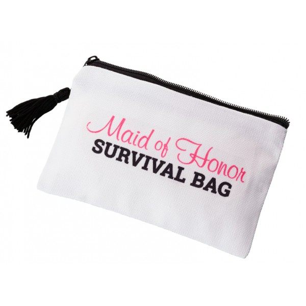 Maid of Honor Wedding Day Survival Bag