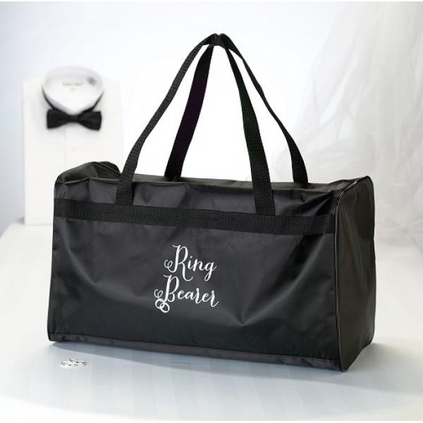 Ring Bearer Duffel Bag