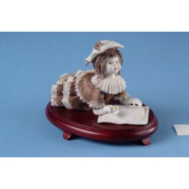 Porcelain Baby Girl Centerpieces #4D002