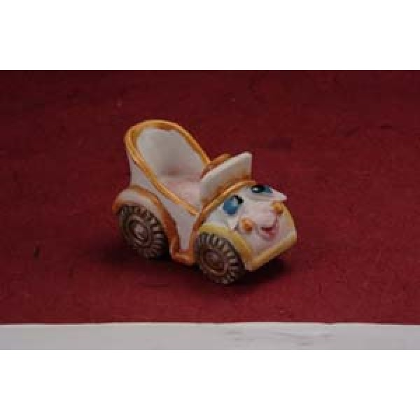 Porcelain Pink Convertible Car Party Favors #6D1671