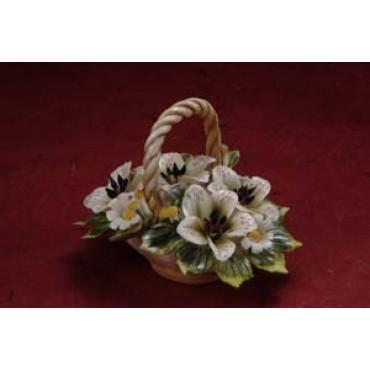 Porcelain Flower Bouquet Party Favor