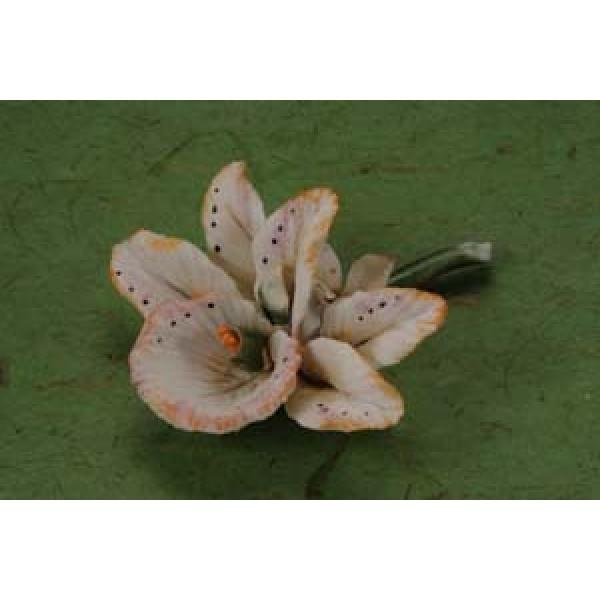 Porcelain Flower Party Favors #F6181
