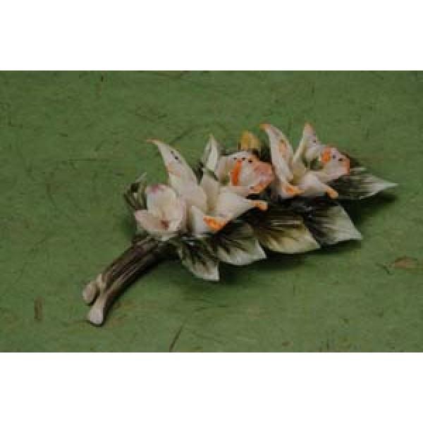 Porcelain Flower Party Favors #F6189