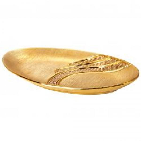 Debora Carlucci Gold Coated Tray