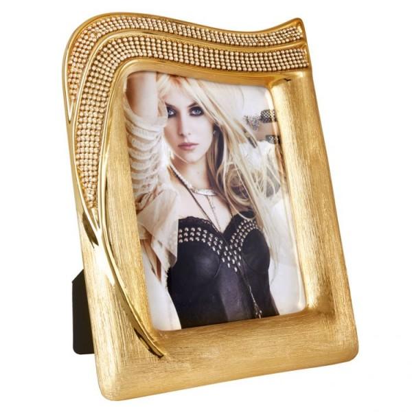 Debora Carlucci Gold Coated Frame