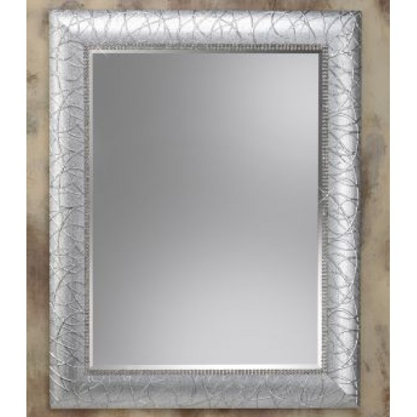 Mirror w. Swarovski Crystals Border #20207